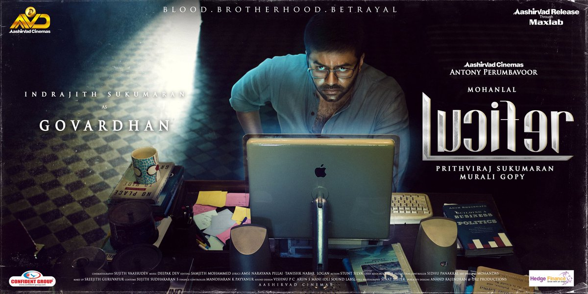 #Lucifer character poster #22