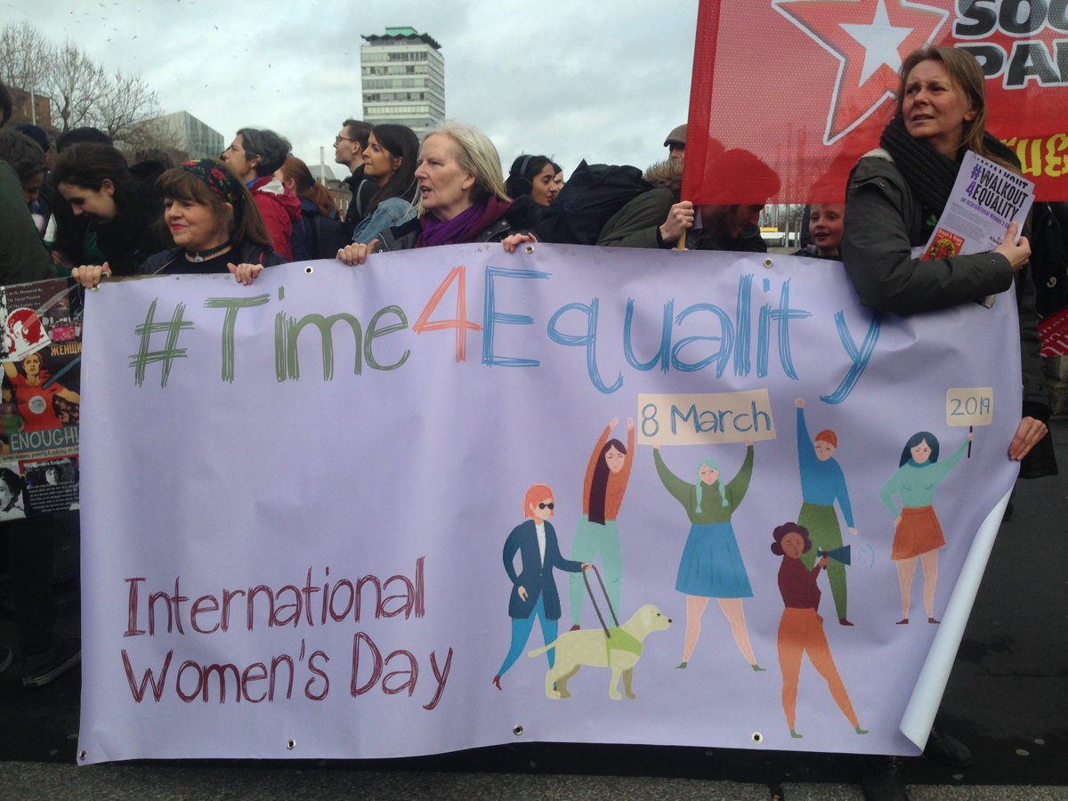 """The question of the need for Equality is raised by our Vietnamese MA in International Development student & blogger Hoa Nguyen in her latest post, arguing that """"we have the right to enjoy equality"""" more than ever. You can view her post here: …https://international.blog.maynoothuniversity.ie/do-we-need-equality/…"""