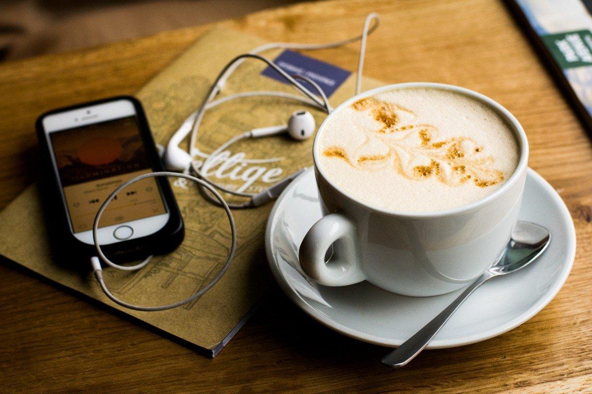 дом обои на телефон айфон чашка кофе сделал обладатель самого
