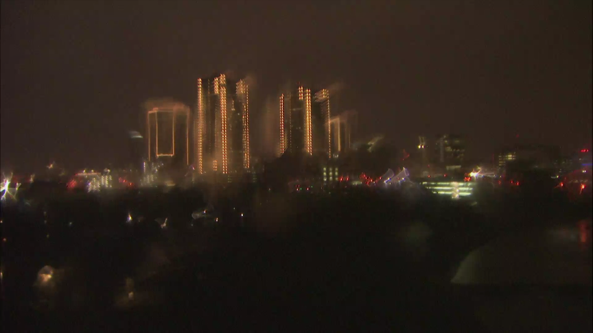 Very wet and windy at this hour in Fort Worth! Some storms could contain damaging winds. #NBCDFWWeather