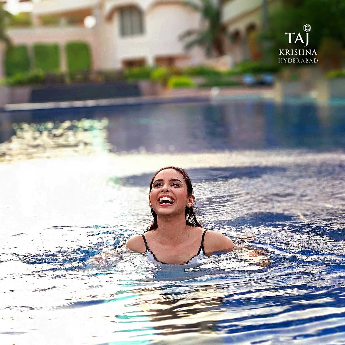 Enjoy a relaxing staycation at Taj Krishna. There's more than everything you will want for a perfect getaway.  For Reservations: 040 6666 2323 . . . #TajKrishnaHyderabad #TajKrishna #TajHotels #staycation
