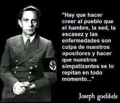 Desinformación, censura y cadenas de radio y TV repetitivas, descargando en otros la responsabilidad de la emergencia humana compleja, profundizándola aún más. Así actúa el régimen totalitario.