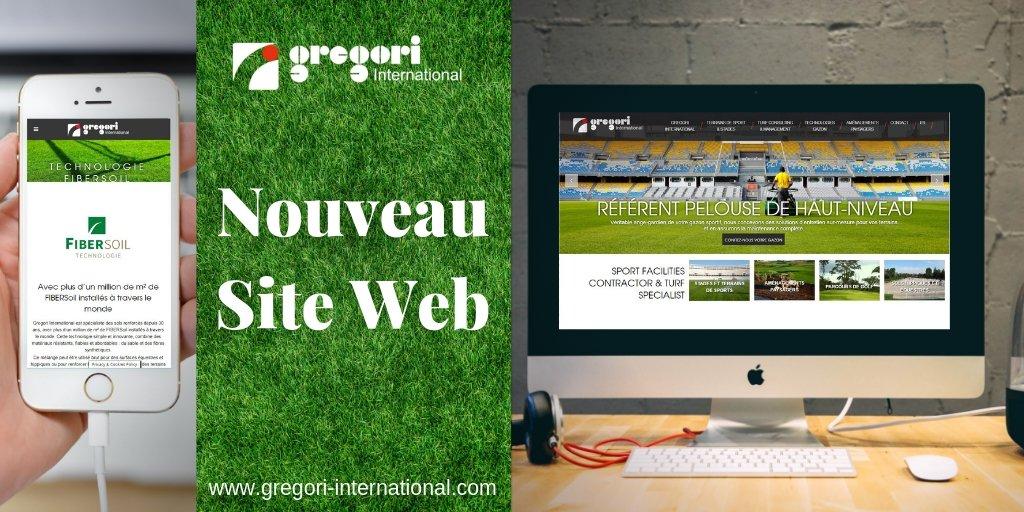 🖥🎆⛳Nouveau Site Web, Nouvelle Offre de #Stadiums clé-en-main et services en matière de #GazonSportif. Réalisations de rêve sur nos pages Parcours de #Golf et #AménagementsPaysagers 🖥🎆⛳ Venez vite nous rendre visite sur https://t.co/HWHeMwNjDr