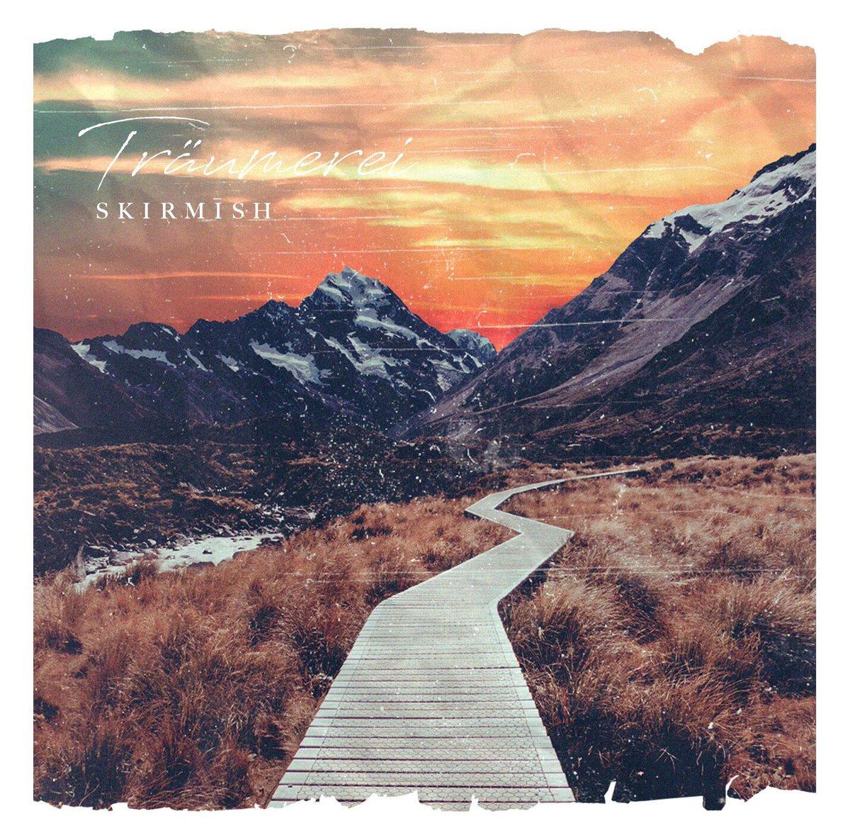 [SKIRMISH 楽曲販売💿]SKIRMISH Mini Album「Träumerei」(トロイメライ) 物販にてCD発売中 + オンライン配信中!「Träumerei」M1 トロイメライM2 Way of lifeM3 プラチナM4 深海M5 マイルストーン