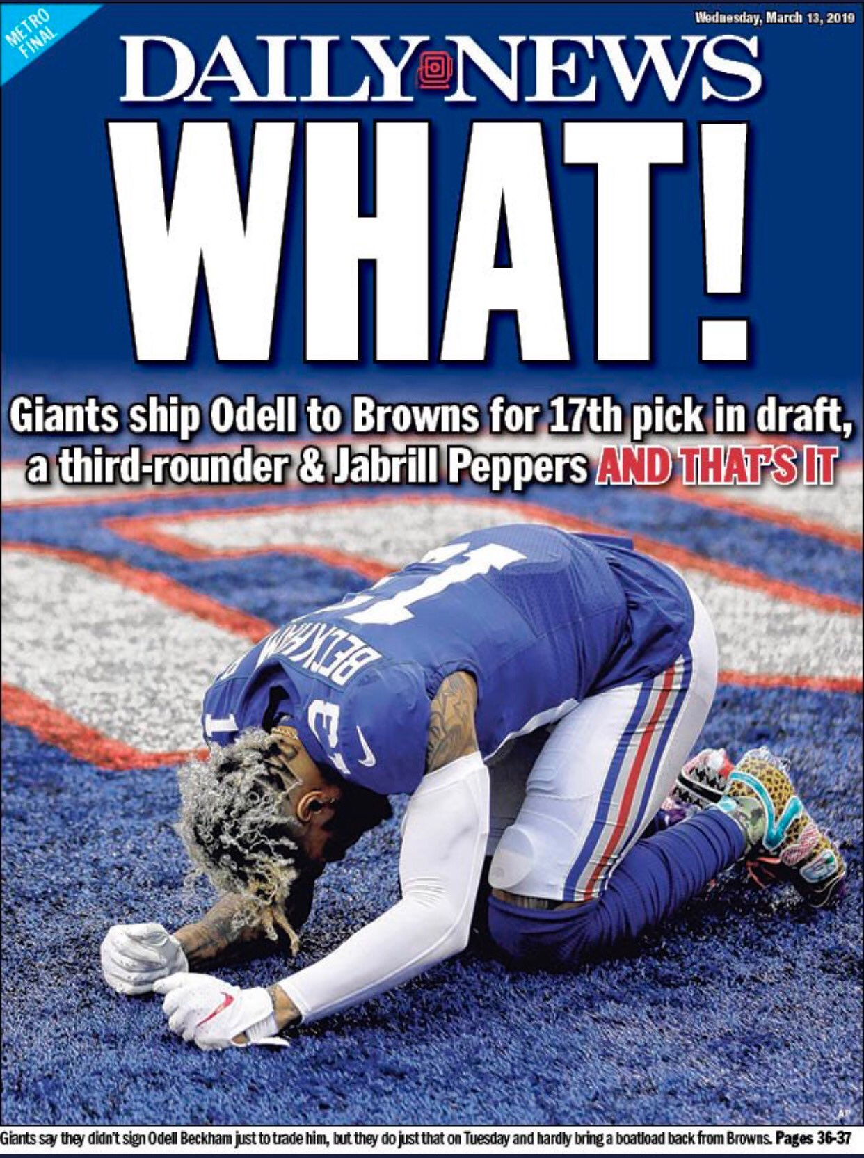 New York Giants - Page 5 D1iKa1cWwAAn442