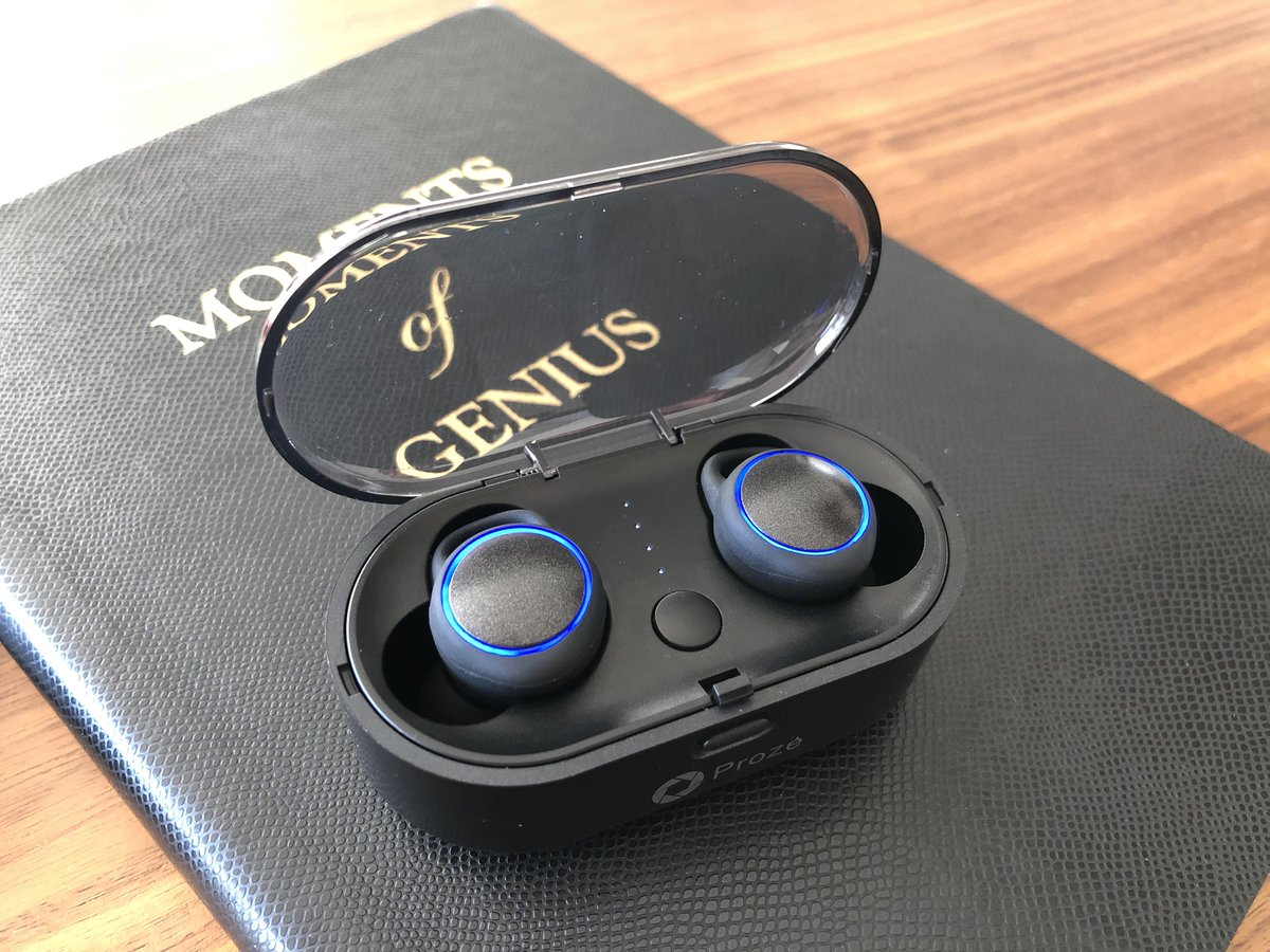 52cf1b891fb Check out the True Wireless Earbuds from Proze, people are loving them, we  are