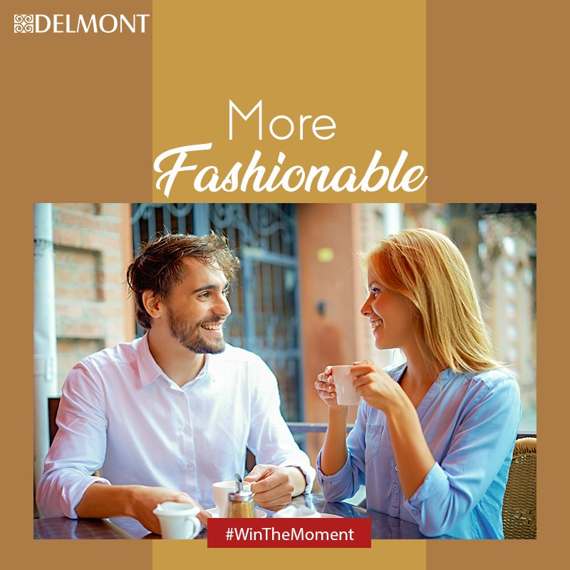 Smooth talking and wearing sleek #outfits always go hand-in hand. Always ensure to pick your attire from the @delmontshirts collections to match the trend and to stay out of the box. #WinTheMoment <br>http://pic.twitter.com/b6XcMEi5eZ