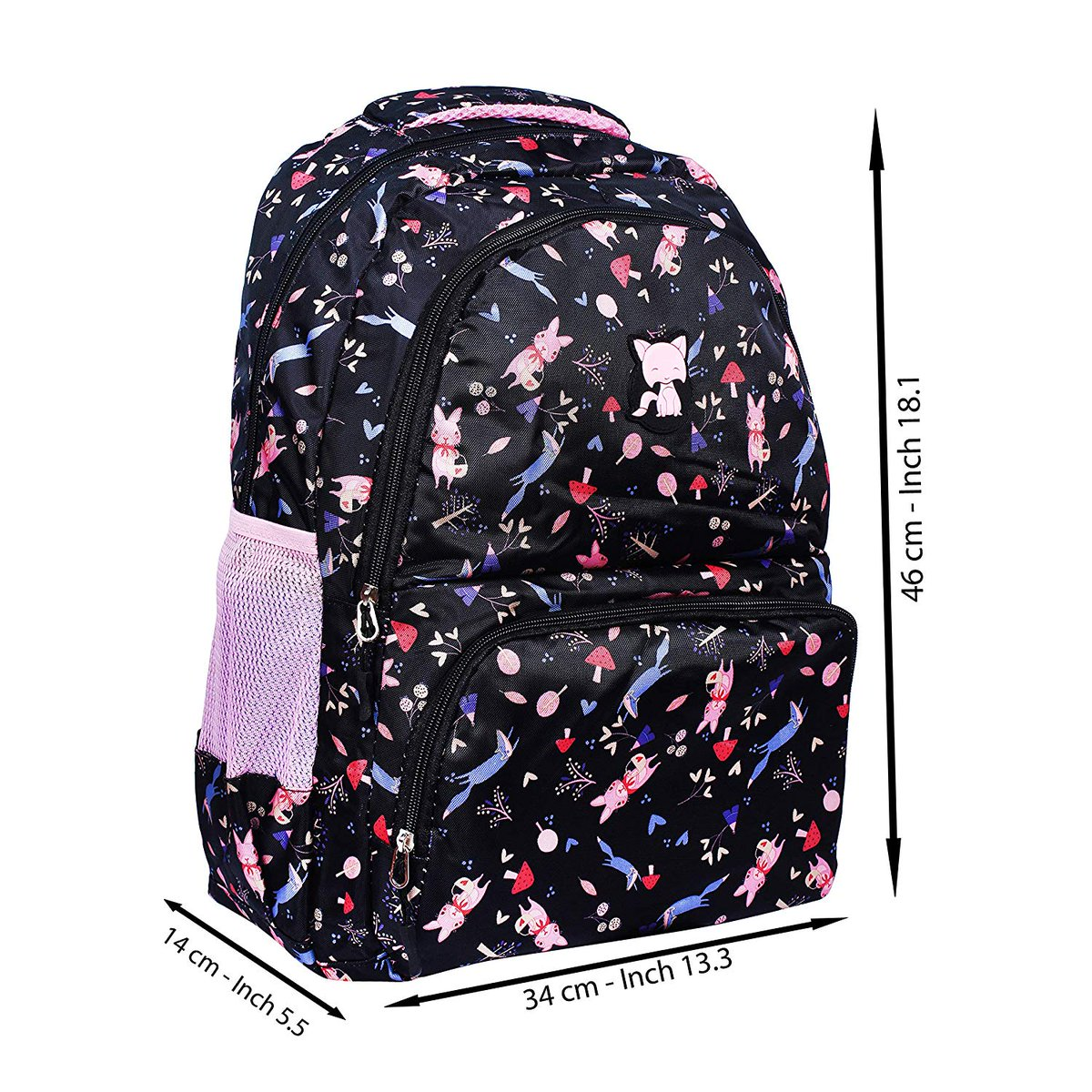 db0d7a0a52f6 Zilant Water-Resistant  Casual  School  College  Backpack with Padded Strap  for  Girls  Women https   amzn.to 2CfeW7x pic.twitter.com tfW4HuaeqJ