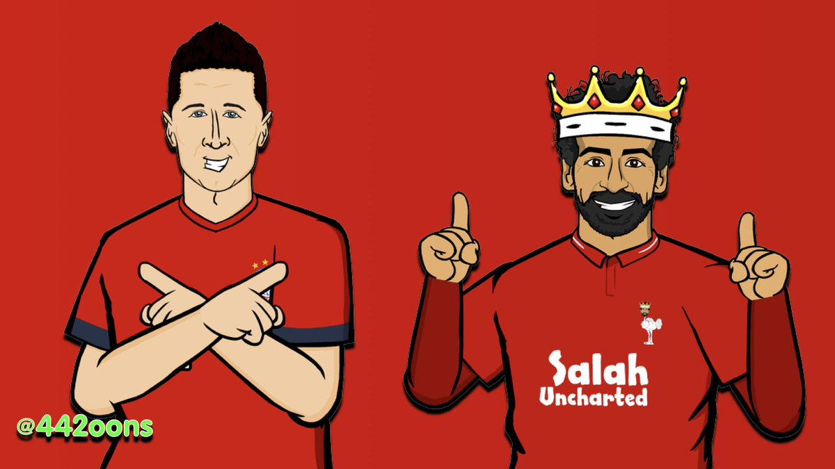 Who's gonna bag the first goal tonight? #BAYLIV   RT for Lewa and Push ❤️ for Salah