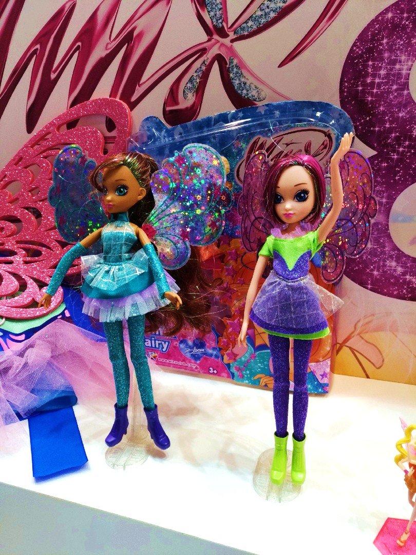 New Cosmix Dolls! #Winx #WinxClub #Winx8 #Cosmix #Dolls #Aisha #Layla #Tecna