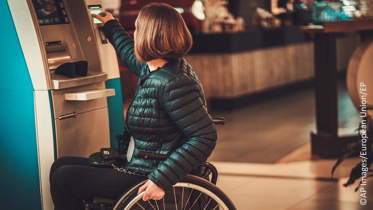 Parlamento Europeo's photo on Personas con Discapacidad
