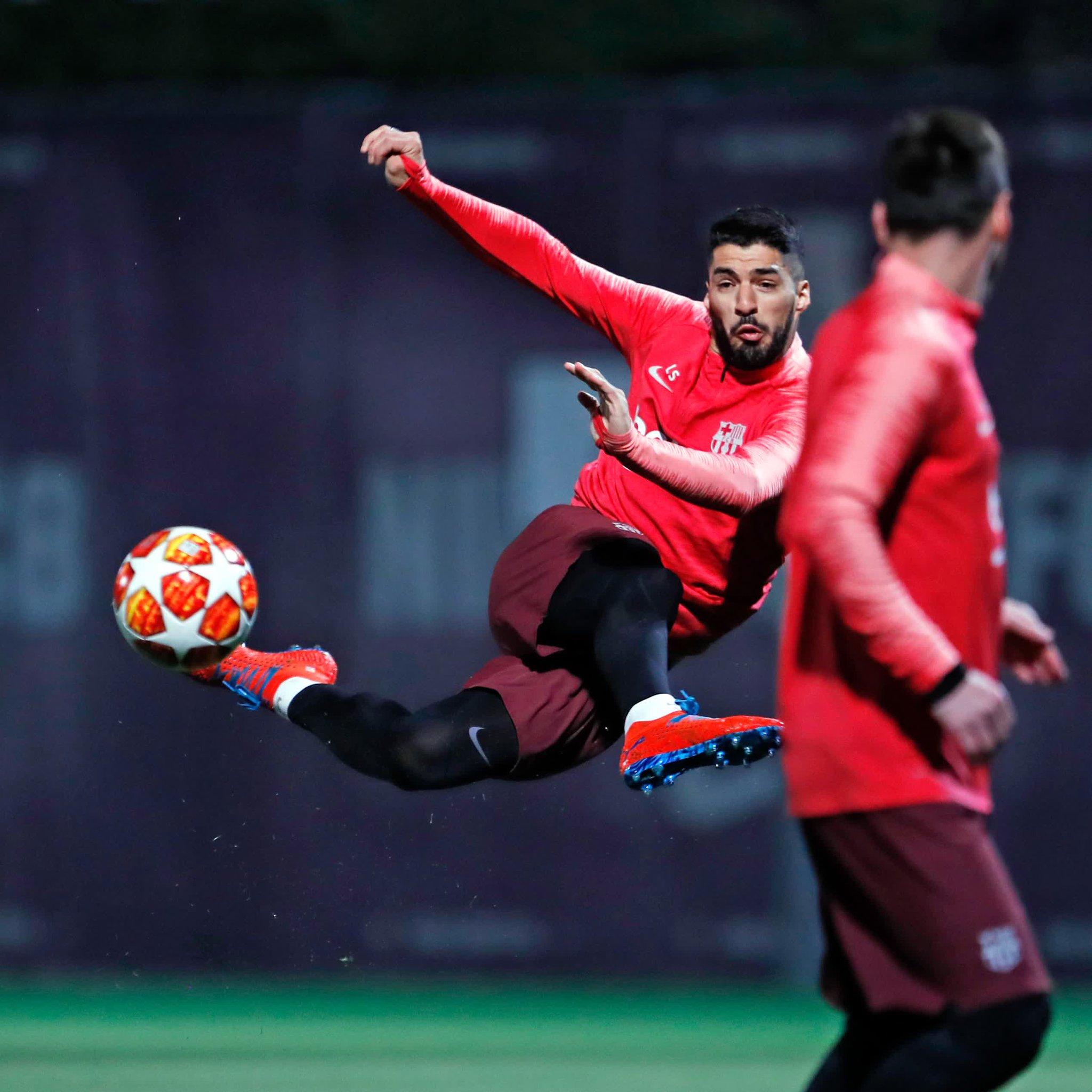 ��  #BarçaOL ⚽️ �� @ChampionsLeague  �� Let's do this!  ���� Força Barça! https://t.co/pNkwuAljkc