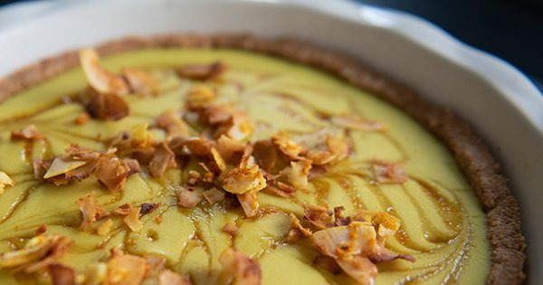 Celebrating #piday tomorrow? Grab our recipe for Turmeric Coconut Cream pie. https://t.co/WrnlDfsHgu https://t.co/Ixvc7Unuoa