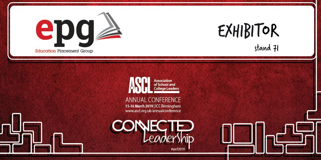 test Twitter Media - Don't forget justteachers will be showcasing our services on 15th-16th March at ICC Birmingham for the #ascl2019 Association of School and College Leaders Event. Come along and say hi- we're at stand 71....#education #SLT #GCSEs https://t.co/raFQtd5qgP