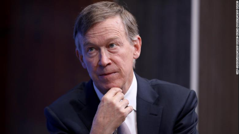 CNN will host presidential hopeful John Hickenlooper for a 2020 town hall next week https://t.co/NC07KbVYxT https://t.co/3xVWO2BjjS