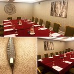 Image for the Tweet beginning: Our newly refurbished meeting rooms