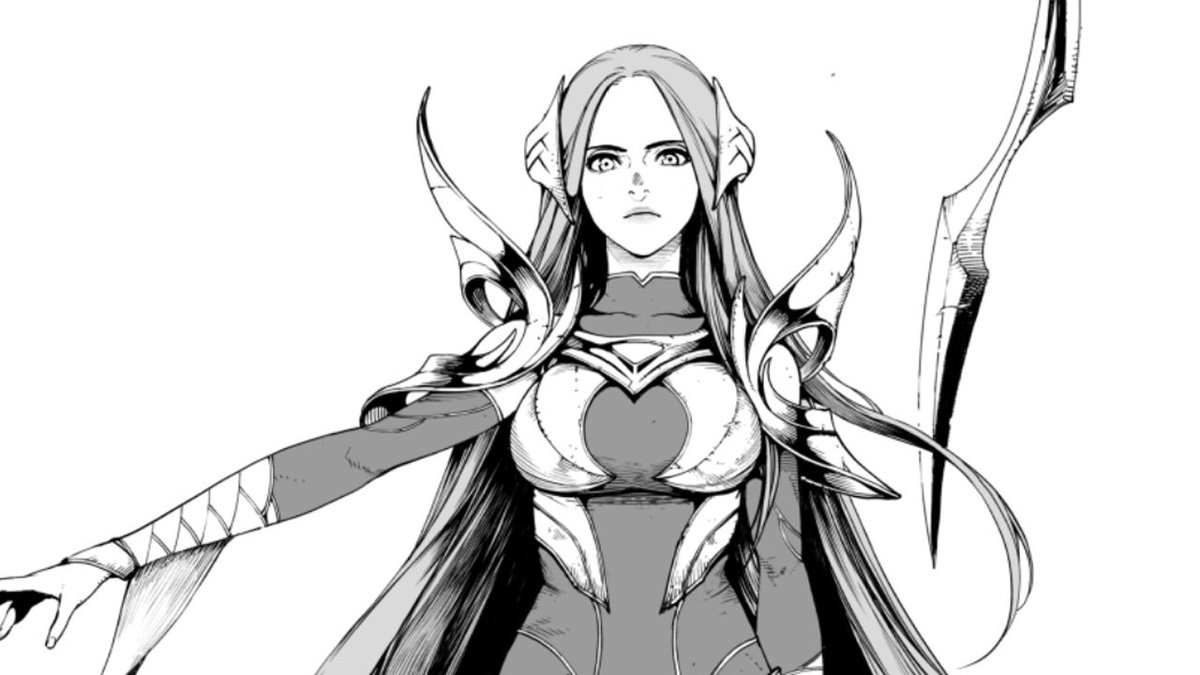 Gronoc worked on an unreal fan-imagining of the Ionia/Noxus war, starring Irelia. It was a pleasure watching this come together and I'm really proud of the work Gronoc put in. Give it a read! https://nexus.leagueoflegends.com/en-us/2019/03/irelia-comic/… @LeagueOfLegends #artoflegends