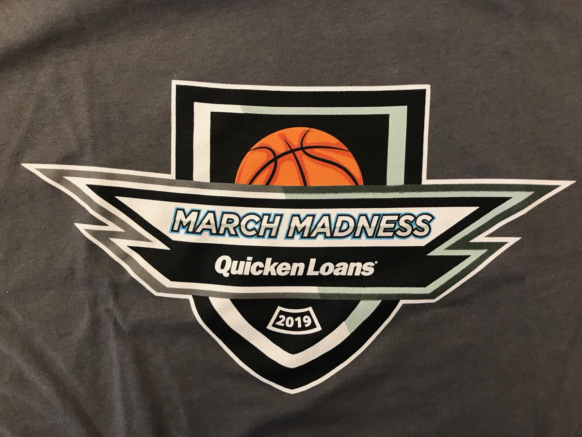 The most magical time of the year!! #MarchMadness #WinnersWin