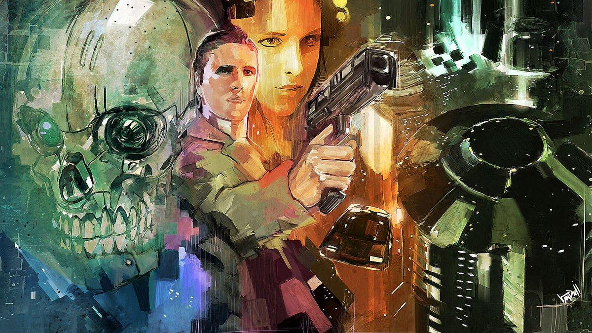 Snatcher - #Sega CD  @VHSRevival's @stlgamer75 explores Hideo Kojima's Blade Runner inspired #cyberpunk classic:  https://t.co/CSuPdRQini  #RETROGAMING #Retroverse #retro #nostalgia #retrogame #RetroGames #retrogame #retrogamer #RetroGameSearch #gaming #CyberpunkisNow #steampunk