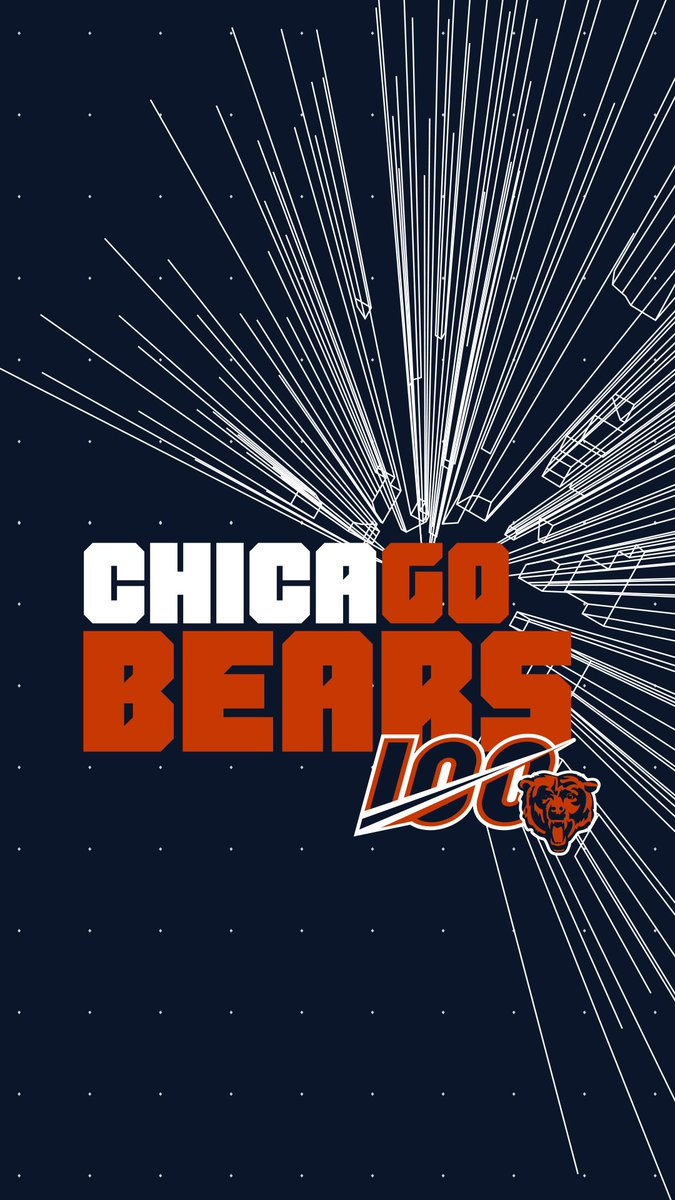 Chicago Bears On Twitter These Wallpapers Are