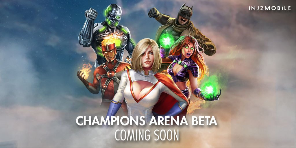 Injustice 2 Mobile on Twitter: