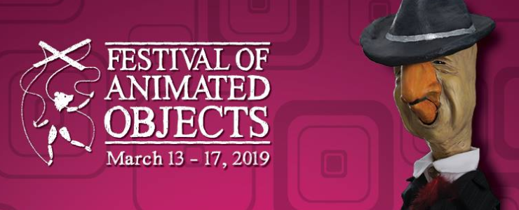 Embrace the art of storytelling through masks, puppetry and animated objects at the Festival of Animated Objects @animateYYC in #YYC March 13–17! http://www.puppetfestival.ca/