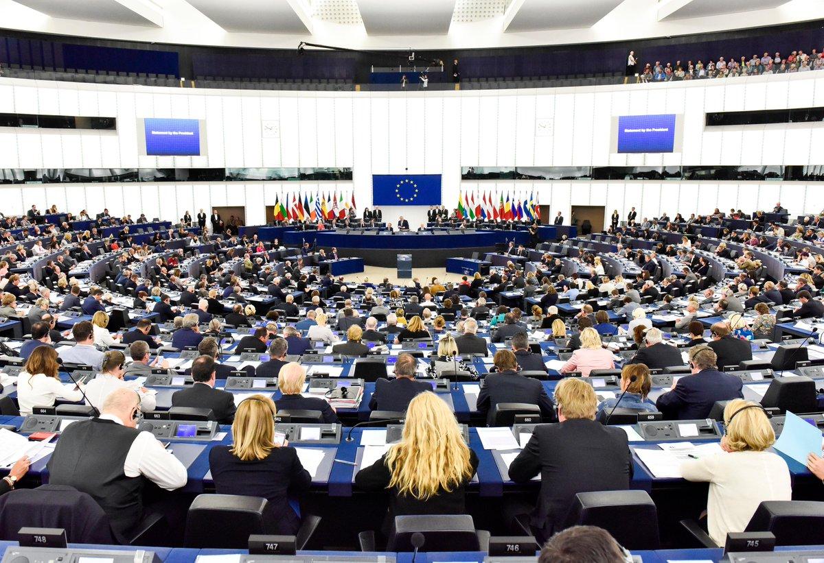 Parlament Europeu's photo on Personas con Discapacidad