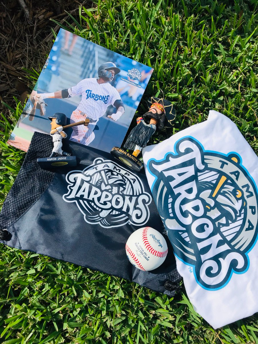 ‼️𝟐𝟑𝐊 𝐆𝐈𝐕𝐄𝐀𝐖𝐀𝐘 ‼️  Want this Tarpons Fan Pack!? FOLLOW US & RT this photo for a chance to win!   Once we hit 𝟐𝟑𝐊 followers, we will chose one lucky winner!