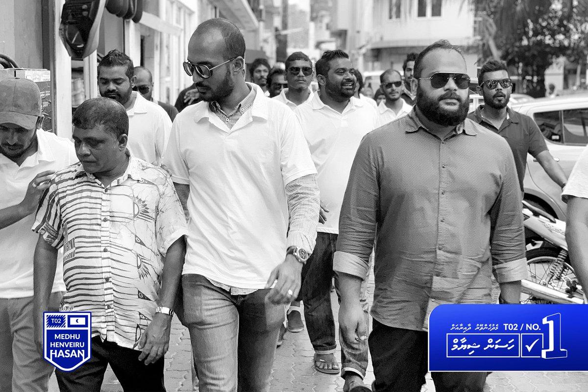 Medhu-Henveiru candidate HASAN SHIHYAM ✔️  VOTE candidate No.1 Hasan Shiyam for Medhu-Henveiru (T02)  #MedhuHenveiruHasan  #MedhuHenveirugeAaUmmeedh