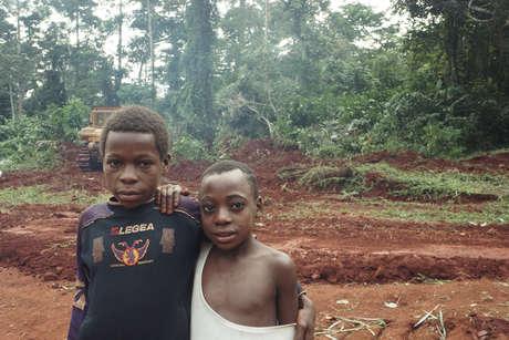 Dommage que le WWF n'ait pas été présent à #LaudatoSi18 ni à #ReligionsAndSDGS (ou alors je ne les ai pas vus et ils ne sont pas intervenus en session): ils auraient rencontré de nombreux représentants autochtones luttant pour défendre la forêt.