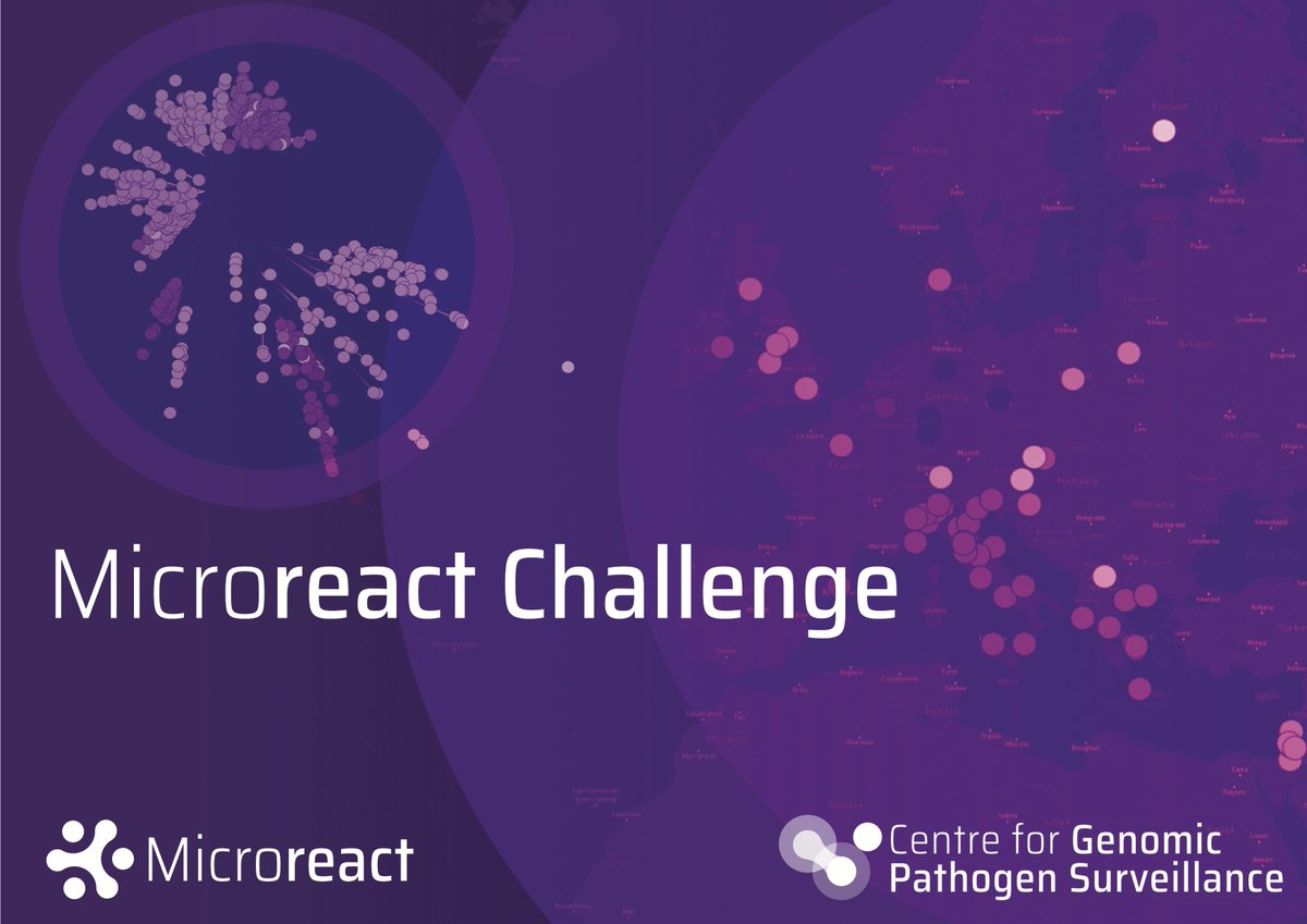We're excited to be at Cambridge Science Festival on Sunday! Come and see how we track the spread of antibiotic resistance using @MyMicroreact and take part in our Microreact Challenge #CamSciFest #WGCengage https://t.co/MtYEhBVeQ4