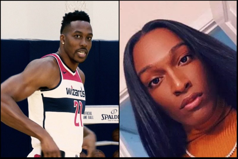 NBA Star Dwight Howard Finally Responds To Man Who Claims To Be His Boyfriend