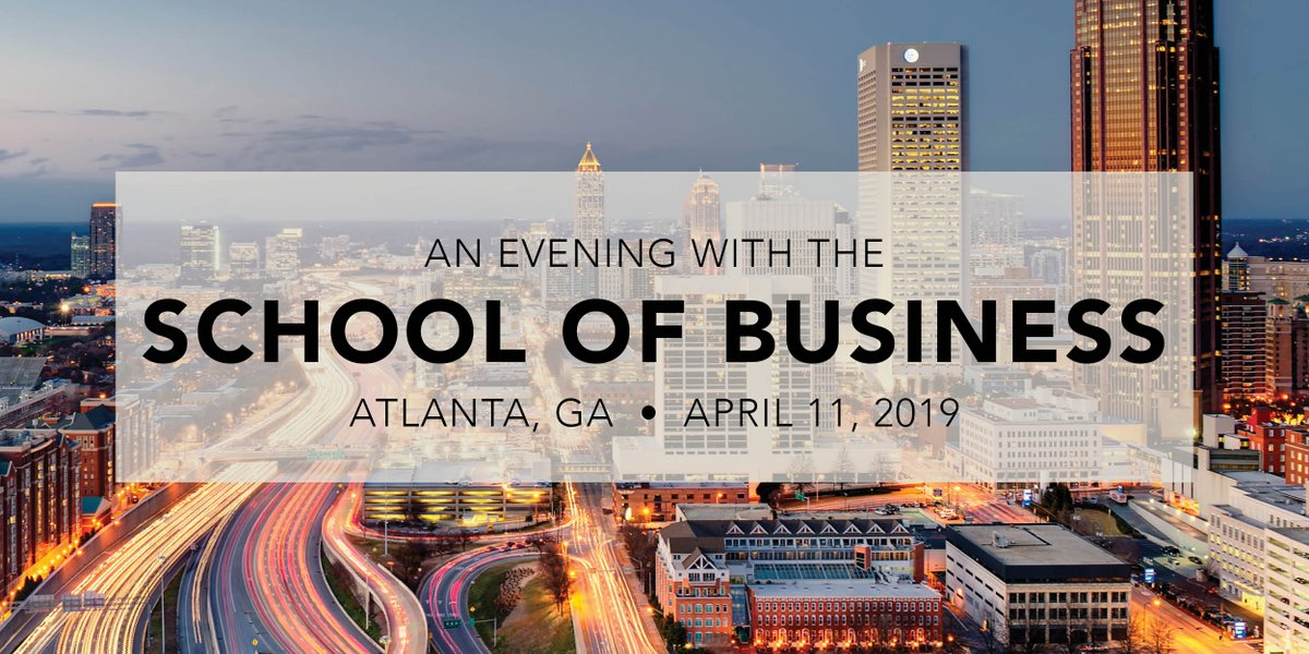 ATLANTA ALUMNI: Join Dean Iacovou for a special evening for alumni in the Atlanta area. Enjoy wine, beer, and hors d'oeuvres while hearing the latest updates on the School of Business. More info and register » https://t.co/NkC0uFxh05 #BizDeacs #WakeAlumni
