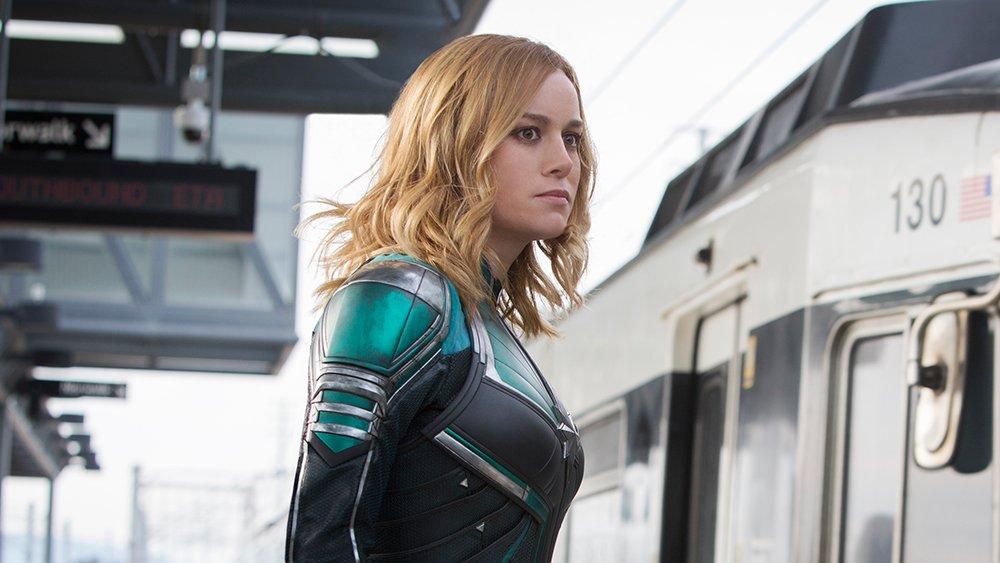 Box office: #CaptainMarvel heads for heroic second weekend https://t.co/LnfOIg3KCZ https://t.co/60Z1UATNFb