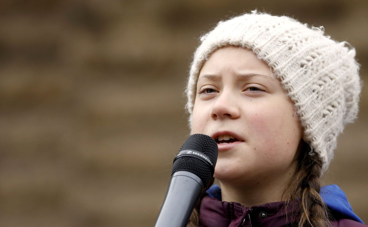 Swedish teen climate activist Greta Thunberg nominated for Nobel Peace Prize https://t.co/i00pyoGffW https://t.co/nlFNuX5KcY