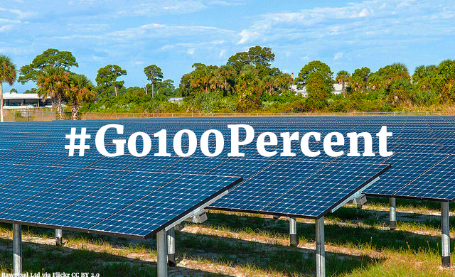 Environment Florida's photo on #ActOnClimate