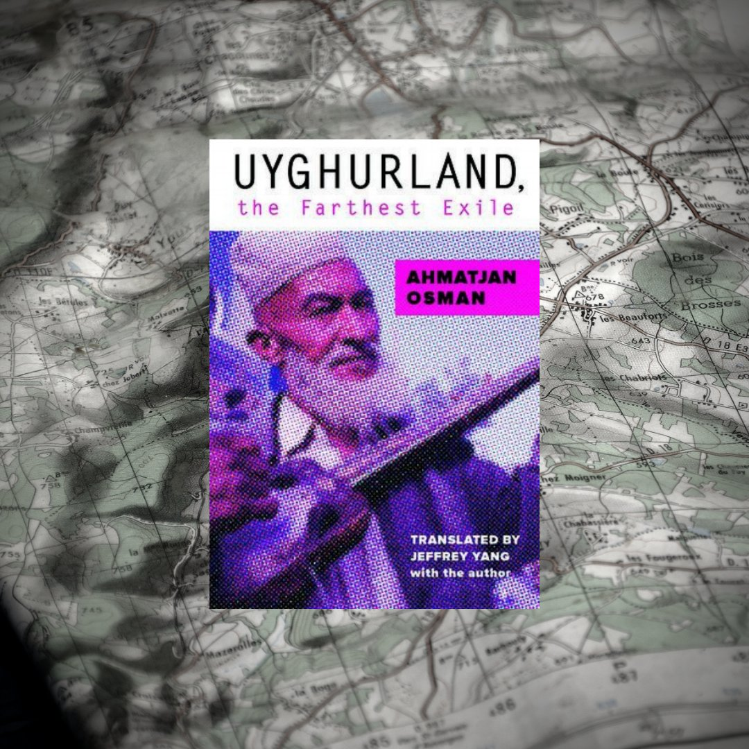 "Phoneme on Twitter: ""Ahmatjan Osman, the foremost Uyghur poet of ..."