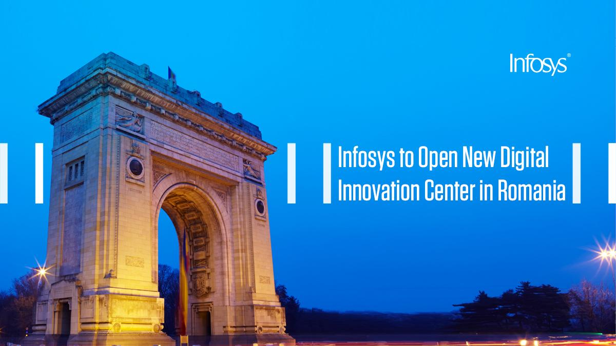 Salut, România! Today we opened our new #Digital #Innovation Center in #Romania. Read the press release to know more https://infy.com/2Hf1yUQ  #InfyNews #ForwardWithInfosys