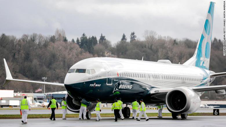 JUST IN: Canada grounds Boeing 737 Max https://t.co/5KXmBzJ9i5 https://t.co/SkehvSHwi5