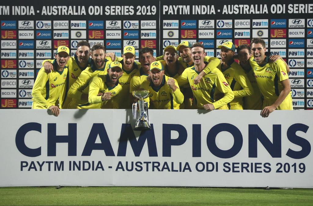 ICC's photo on #INDvAUS