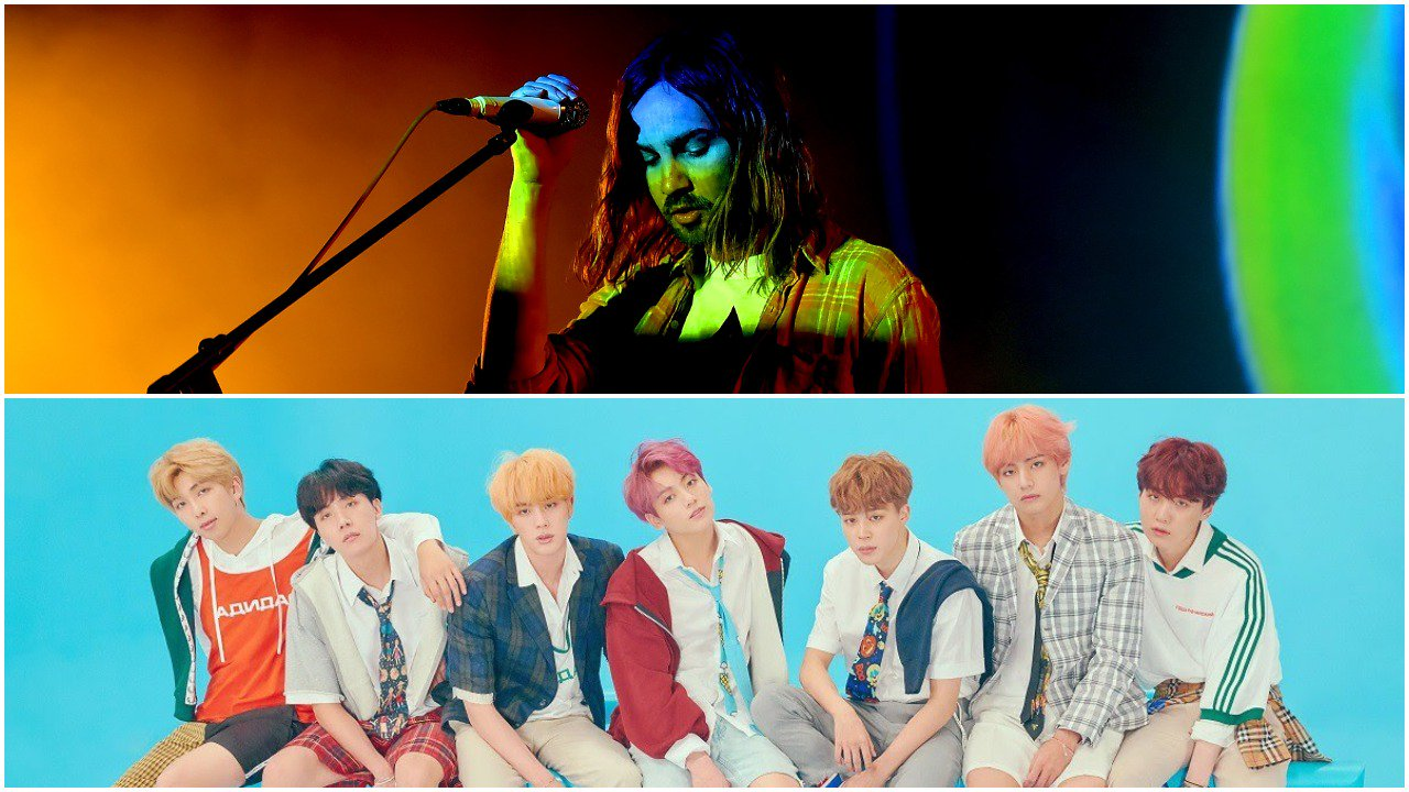 Tame Impala and BTS will perform on Saturday Night Live https://t.co/Ot1DN1Tgbv https://t.co/9vVUaCFLBJ