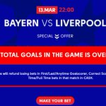 Image for the Tweet beginning: Excellent offer from #Olybet! Bet