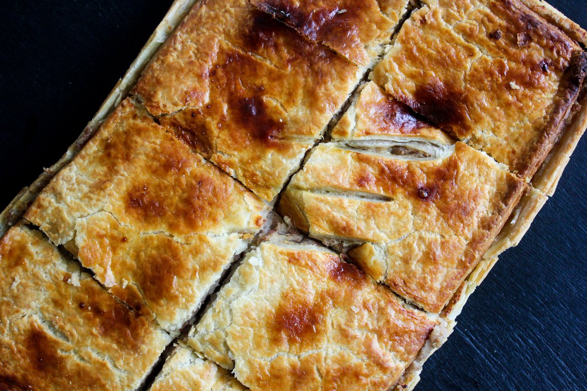 test Twitter Media - Or if you'd rather we have Corned Beef & Onion Pie 😍🥧🍽️ #cornedbeef #pie #pastry https://t.co/8ILPZeNpjR