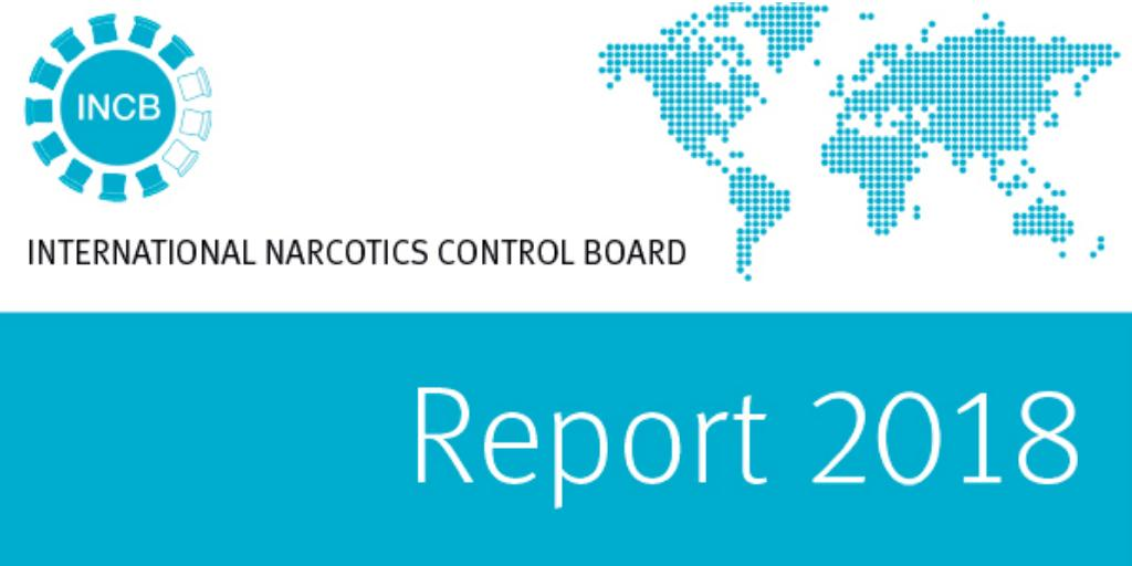 "🌀 Cannabis and cannabinoids for medical, scientific & ""recreational"" use 🌀 Functioning of the int'l drug control system 🌀 Analysis of the world situation  Get latest from International Narcotics Control Board: http://www.unvienna.org/incb  #INCB"