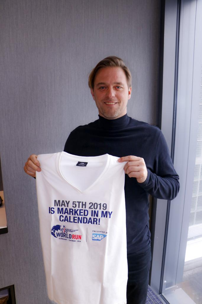 Timo Hildebrand runs for those who can't! Join the #WingsForLifeWorldRun and register now at http://sap.to/6010EXUE6. The charity run has one goal: finding a cure for spinal cord injury. #WingsForLife #EmPulseZone