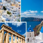 Image for the Tweet beginning: Visit Greece and explore the