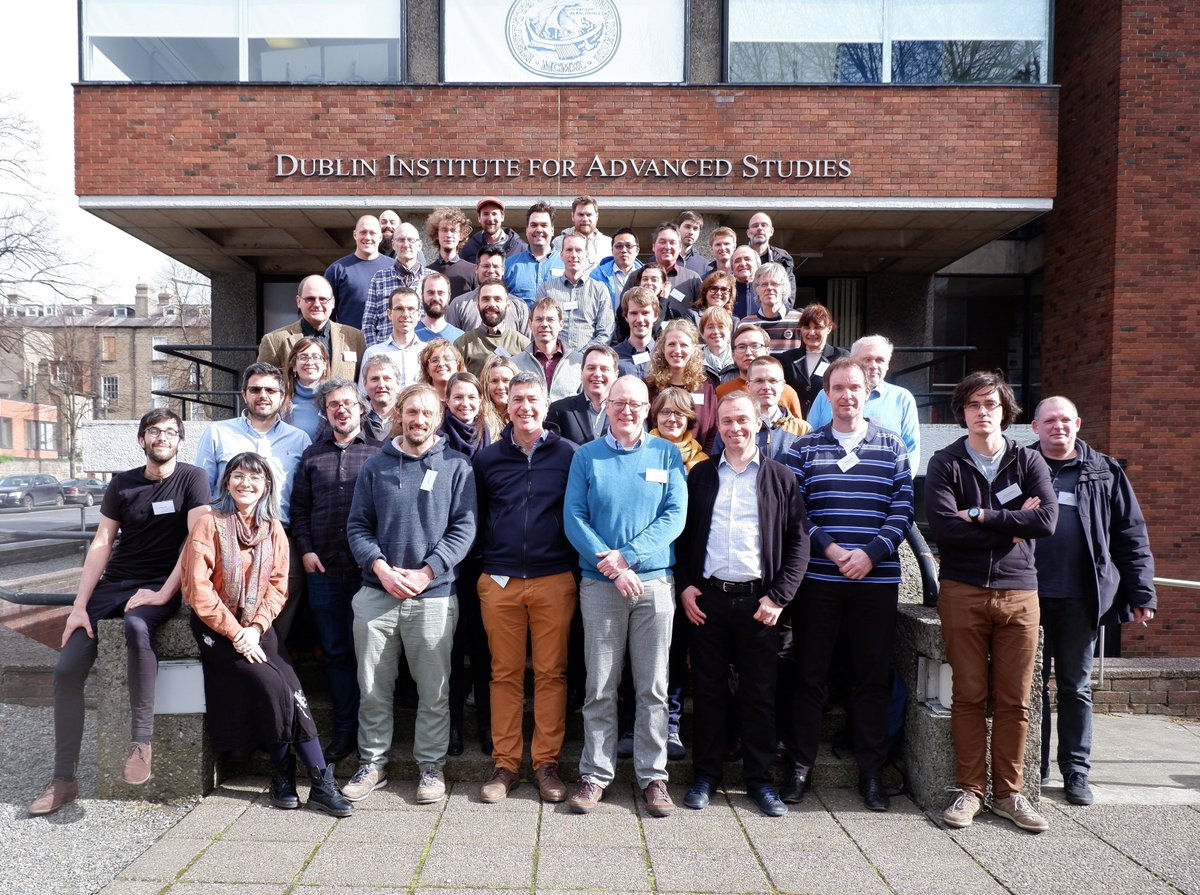 test Twitter Media - Over the past few days we've been hosting the 3D Earth Science Meeting at Burlington Rd. We've heard some v interesting talks on different aspects of the Earth's structure & dynamics from international experts including from @ESA_EO ,@kieluni, @Macquarie_Uni, @GFZ_Potsdam & more! https://t.co/MU9Yq2fbgY