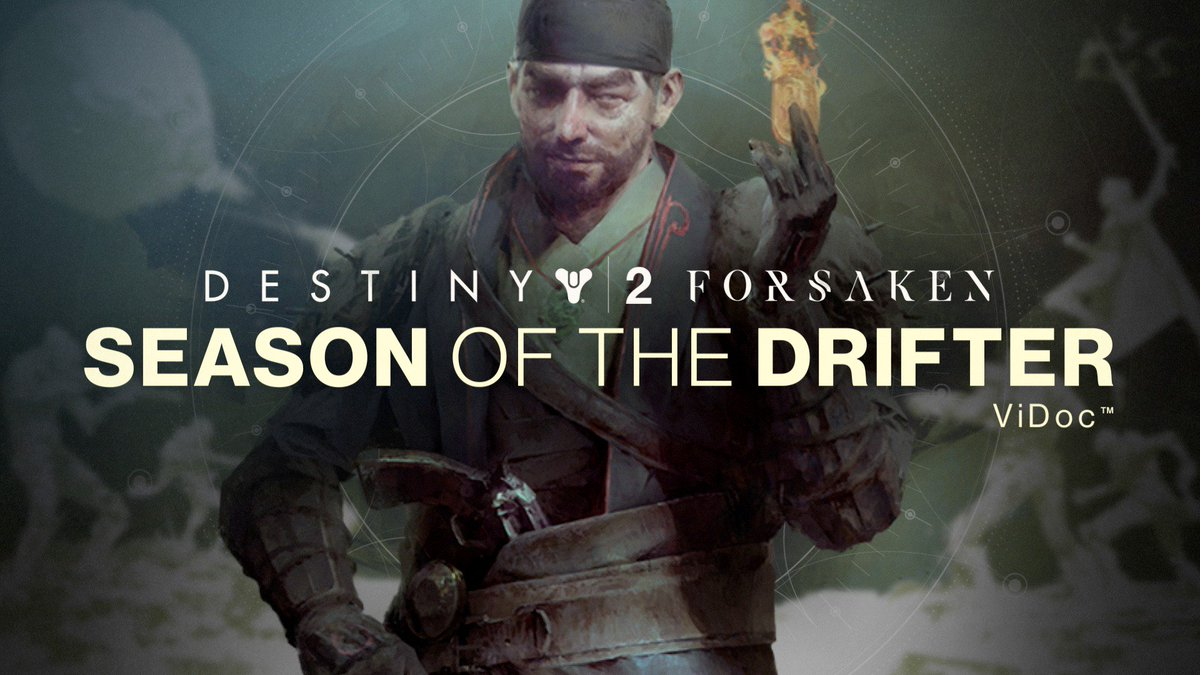 Image for the Tweet beginning: Season of the Drifter is