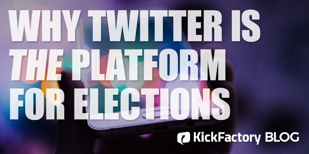Why Twitter is THE Platform for Elections - Science of Social Sales  https:// kickfactory.com/blog/twitter-p latform-elections/ &nbsp; …  #Election2018 #Midterms2018 <br>http://pic.twitter.com/aTcgYSzWgD