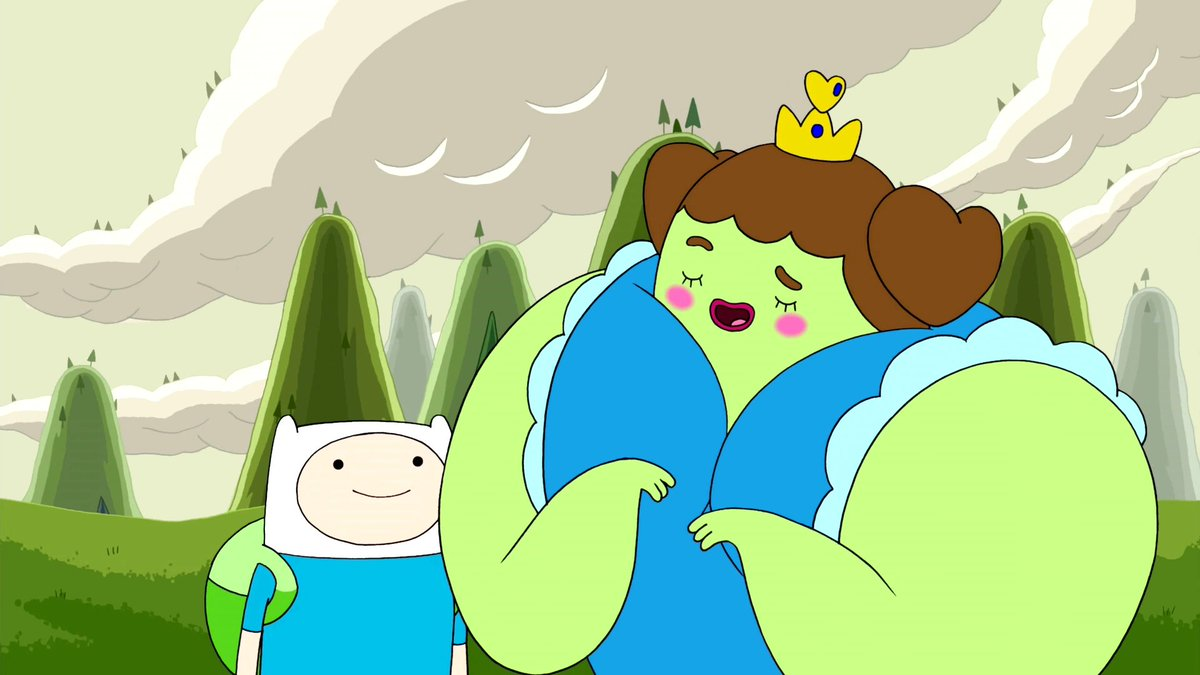 """Adventure Time Princess Day adventure time fans on twitter: """"princess muscles appears in"""